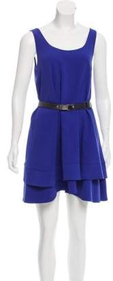 Proenza Schouler Silk Mini Dress