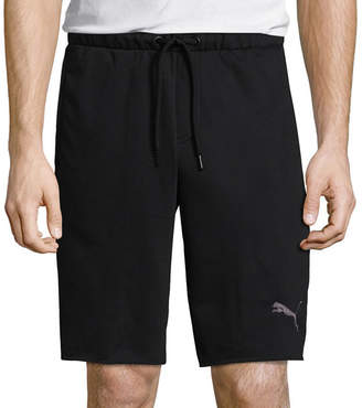 Puma Knit Workout Shorts
