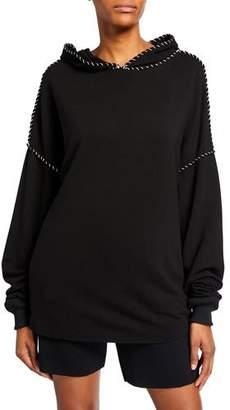 Made on Grand Boy Face Stitched Sweatshirt
