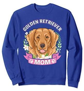 Golden Retriever Dog Breed Shirts for Women Mom sweatshirt