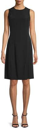 DKNY Women's Sleeveless A-Line Dress