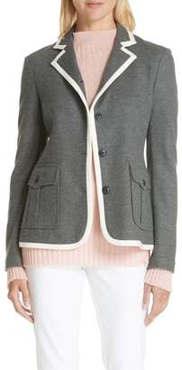 Rag & Bone Uni Wool Blazer