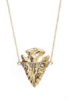 House Of Harlow Arrowhead Pendant Necklace