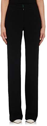 Lisa Perry WOMEN'S CREPE BOOT-CUT PANTS
