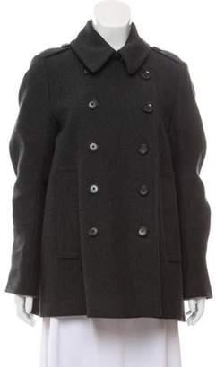 Belstaff Wool Double-Breasted Coat wool Wool Double-Breasted Coat