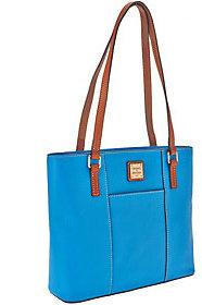 Dooney & Bourke Pebble Leather Small Lexington Shopper $164 thestylecure.com