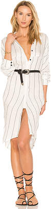 One Teaspoon East Village Shirt Dress in White $148 thestylecure.com