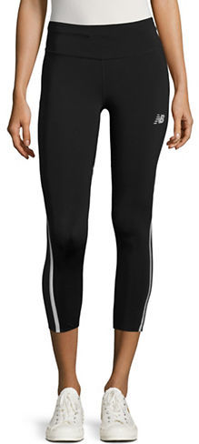 New Balance New Balance Cropped Active Leggings