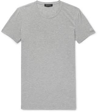 Ermenegildo Zegna Stretch Micro Modal Jersey T-Shirt