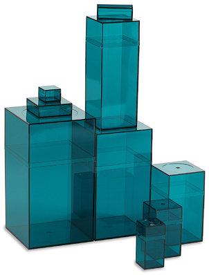 Turquoise Amac Boxes