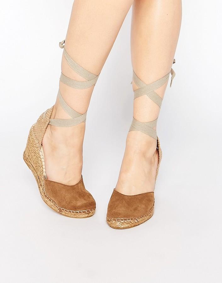 park ankle tie espadrille wedge shoes shopstyle co