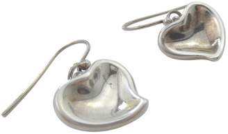 Tiffany & Co. Elsa Peretti silver earrings