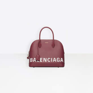 Balenciaga Ville Top Handle M