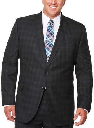 Jf J.Ferrar JF  Woven Suit Jacket Big and Tall