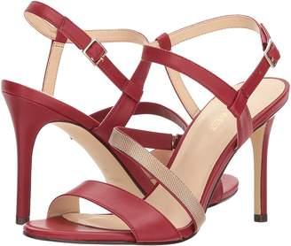 Nine West Mysid Strappy Heel Sandal High Heels