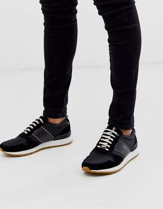 Ted Baker lhennst trainers in black