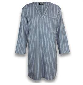 Contare Country Printed Flannelette Ls Nightshirt