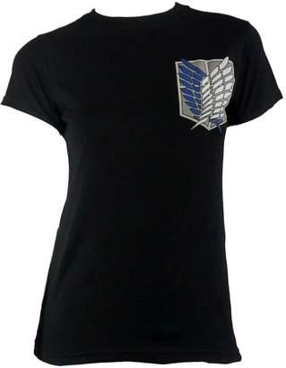 Ripple Junction Attack On Titan Survey Corps Juniors T-Shirt | M