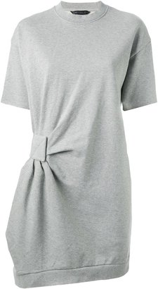 Marc By Marc Jacobs gathered detail sweatshirt dress $437.70 thestylecure.com