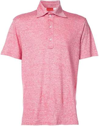 Isaia slim fit polo shirt