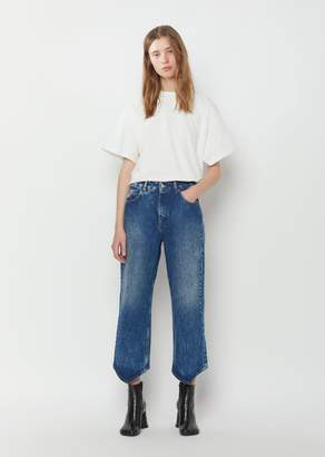 MM6 MAISON MARGIELA Just Wash Ankle Jeans Medium Blue