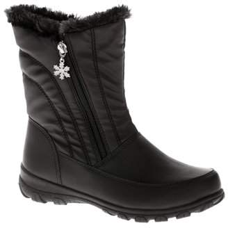 Time and Tru women's Double Zip Boot