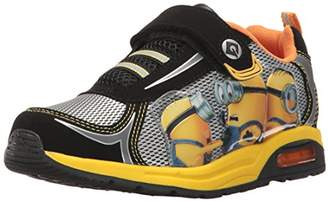 Despicable Me Boys' Minion Made Athletic Sneaker