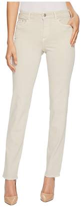 NYDJ Sheri Slim in Feather Women's Jeans