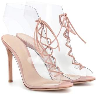 Gianvito Rossi Helmut ankle boots