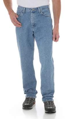 Wrangler Mens Tall 5 Star Relaxed Fit Jean