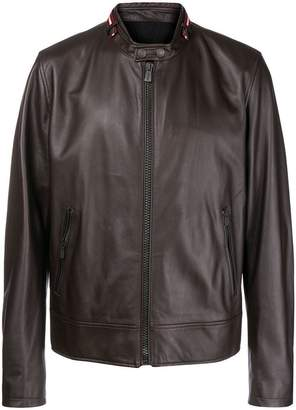 Bally classic long sleeved jacket