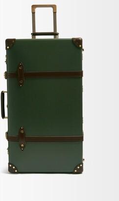 Globe-trotter Globe Trotter Centenary 30 Suitcase - Mens - Khaki Multi