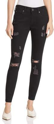 True Religion Jennie Curvy Skinny Jeans in Bold Bedrock