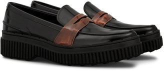 Tod's Tods Tapered Loafers With Maxi Sole