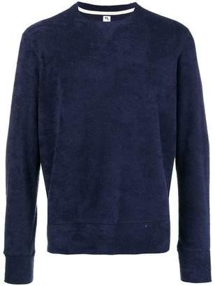 American Terry Doppiaa sweatshirt