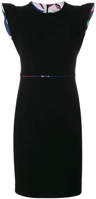 Emilio Pucci fitted tailored dress