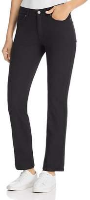 Escada Straight-Leg Jeans in Black