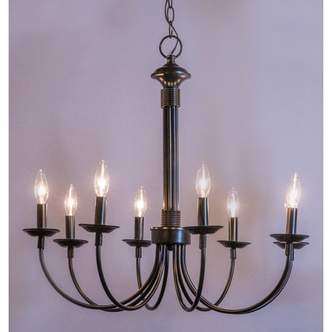 Laurèl Foundry Modern Farmhouse Shaylee 8-Light Chandelier