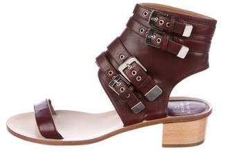 Laurence Dacade Dolance Buckle Sandals