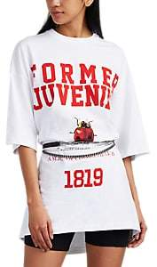 "Undercover Women's ""Former Juvenile"" Cotton T-Shirt - White"