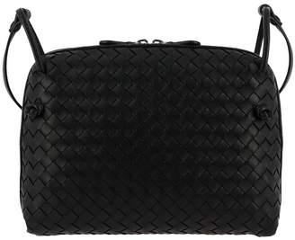 Bottega Veneta Crossbody Bags Crossbody Bag Nodini Small In Genuine Leather With Woven Pattern