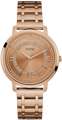 GUESS W0933L3 Montauk Rose Gold Watch
