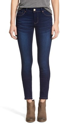 Junior Women's 1822 Denim 'Butter' Skinny Jeans $39 thestylecure.com