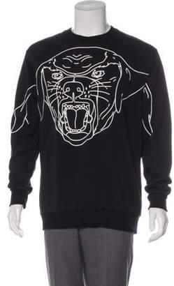 Givenchy 2017 Rottweiler Sweatshirt w/ Tags black 2017 Rottweiler Sweatshirt w/ Tags