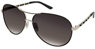 Elie Tahari Women's Th649 Gldox Aviator Sunglasses