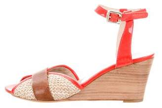 AGL Patent Leather Wedges