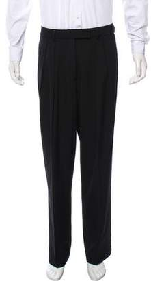 Calvin Klein Collection Tailored Wool Pants
