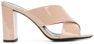 42deda56fc252 Saint Laurent Mules   Clogs for Women - ShopStyle UK