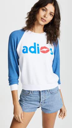 Wildfox Couture Adios Junior Sweatshirt