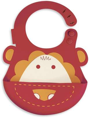 Marcus Collection &  the Lion Silicone Baby Bib